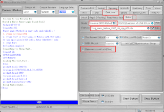 Cara Remove FRP Oppo A57 CPH1701 Via Miracle