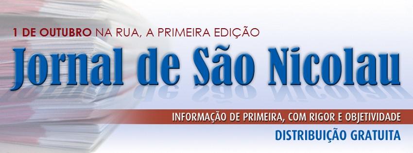 """e925a0546 ILHA DE SÃO NICOLAU: São Nicolau tem um novo Jornal - """"Jornal de São ..."""