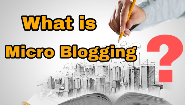 What is Micro-Blogging