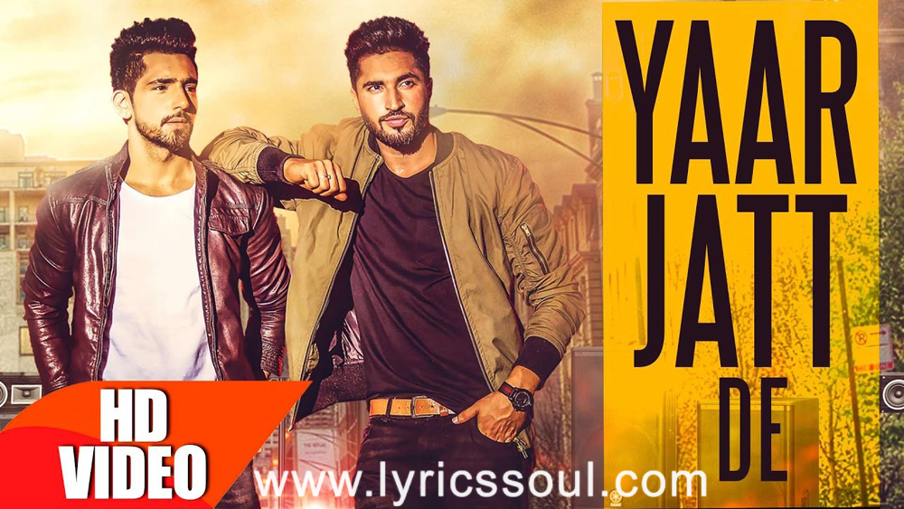 The Yaar Jatt De lyrics from 'Jump 2 Bhangraa', The song has been sung by Jassi Gill, Babbal Rai, . featuring , , , . The music has been composed by Rajat Nagpal, , . The lyrics of Yaar Jatt De has been penned by Narinder Bath