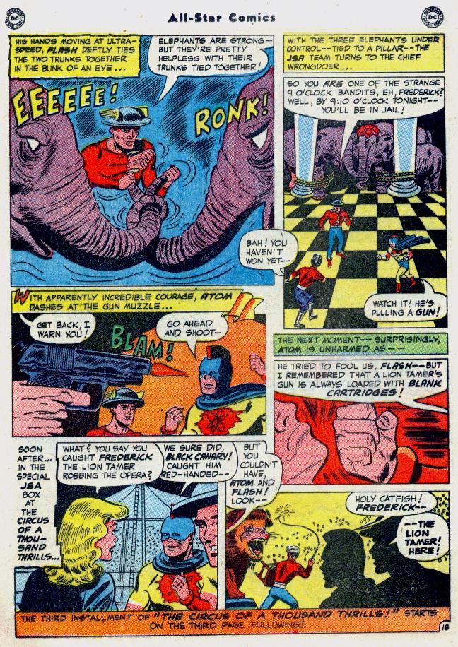 Read online All-Star Comics comic -  Issue #54 - 22
