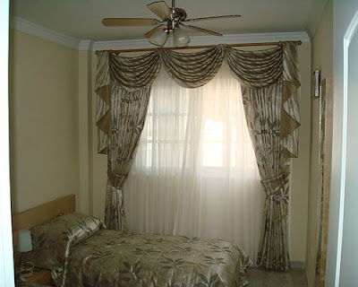 Bedroom Curtains Is Lovely Interior Decoration Modern