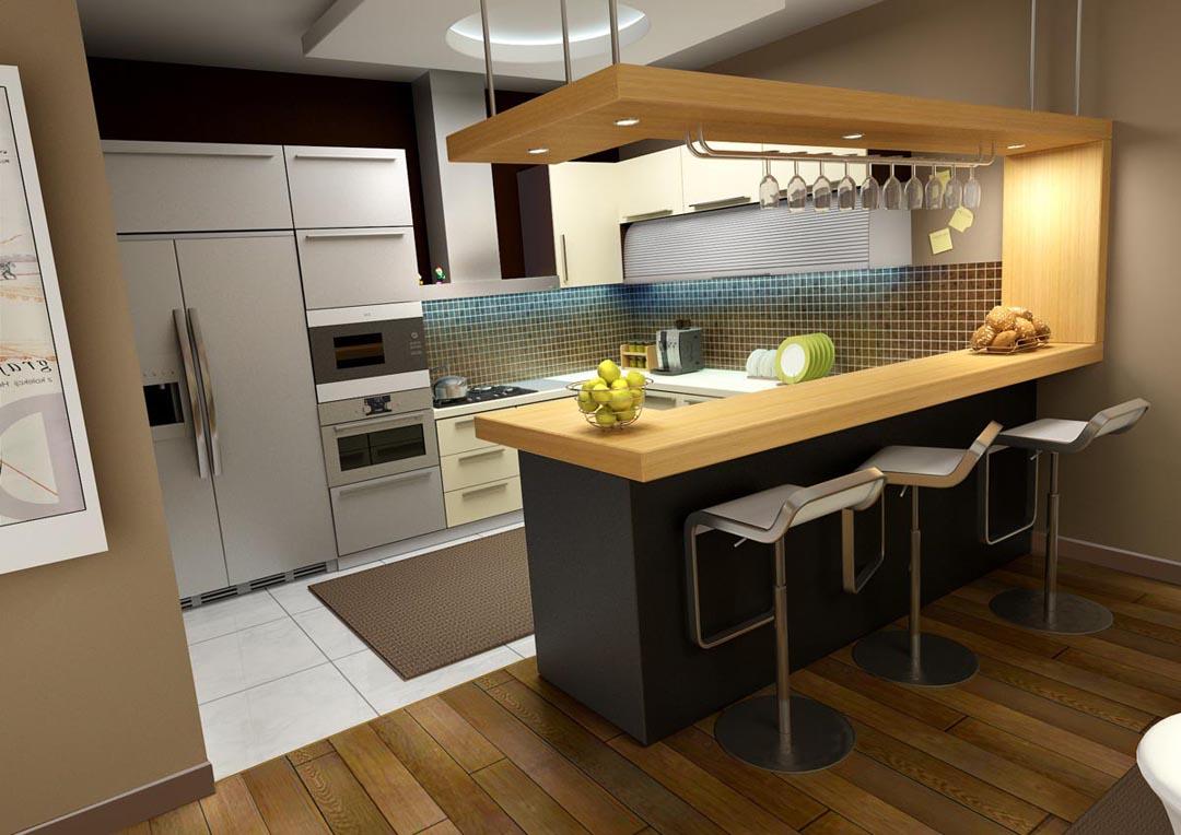 Kitchen Design Ideas Wood Kitchen