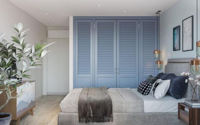 Thiết kế căn hộ 84m2 - Ảnh 10