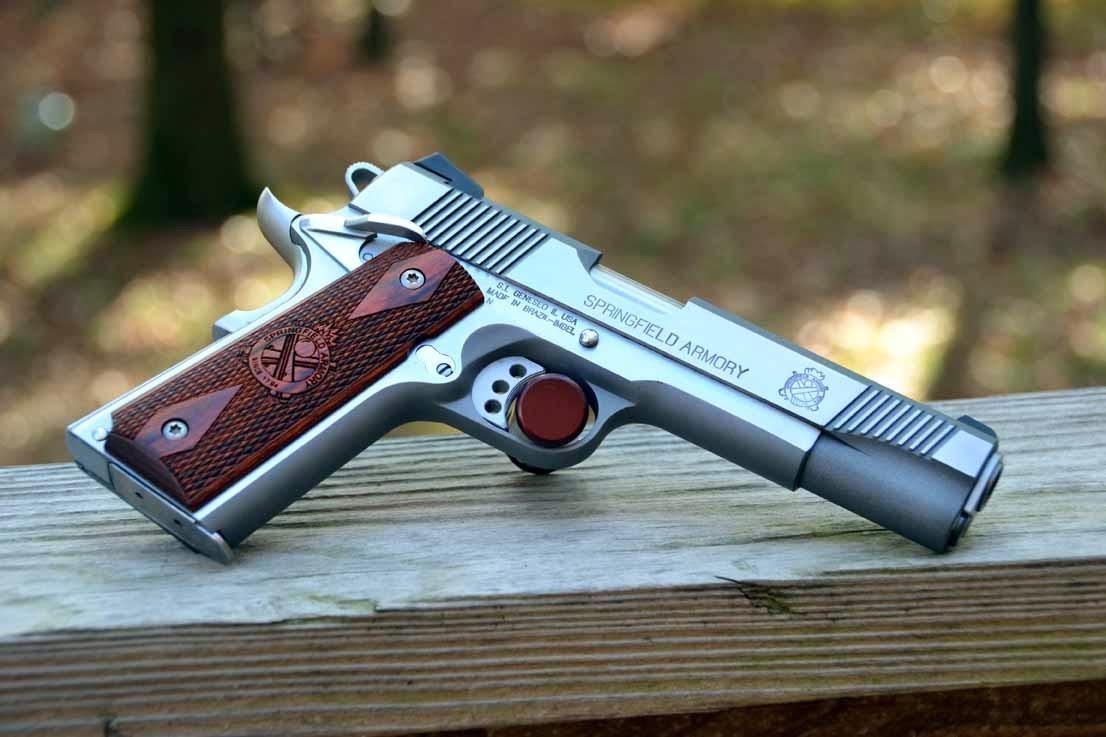 Pistola Springfield Armory Full-Size 1911-A1 | Armas de Fuego