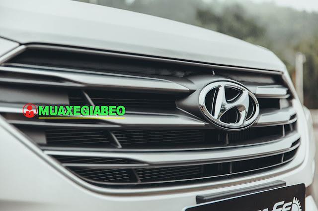 Giới thiệu Hyundai SantaFe 2.4L máy xăng phiên bản tiêu chuẩn 2WD ảnh 4