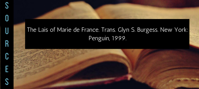 Summary of Marie de France's The Lais of Marie de France Milun Sources