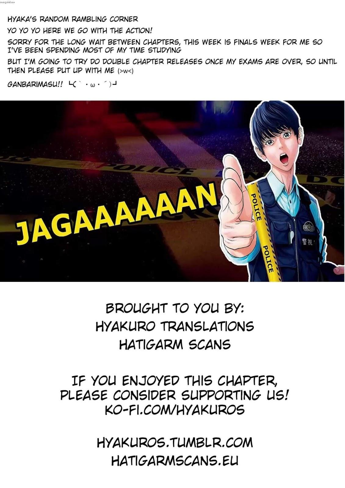 Jagaaaaaan Chapter 40 - YoLoManga.com