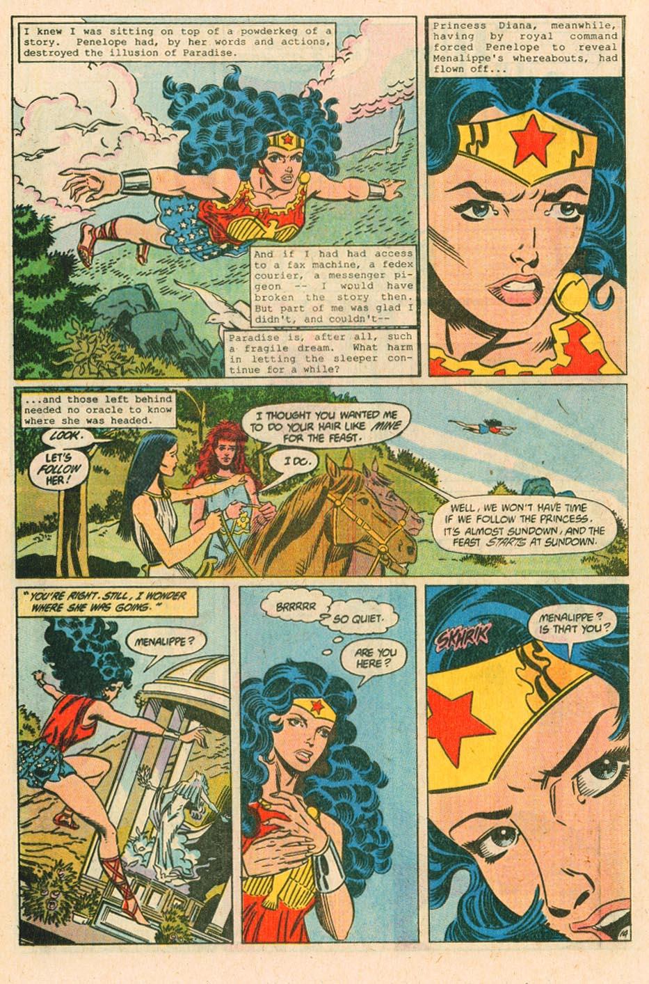 Read online Wonder Woman (1987) comic -  Issue #38 - 15
