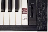Kawai digital piano ivory feel keys