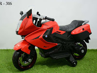 Motor Mainan Aki Junior TR316 Sport