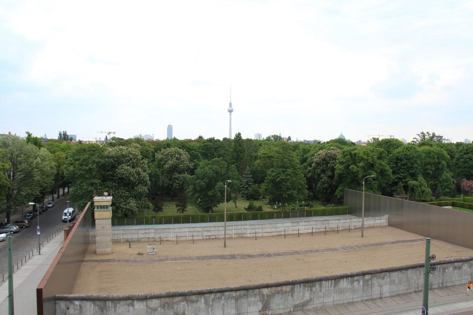 タケオトラベラーtakeo Traveler ベルリンの壁記念館gedenkstätte