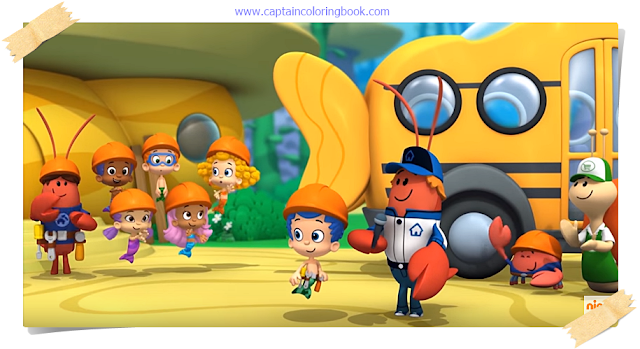 Bubble Guppies | The New Doghouse