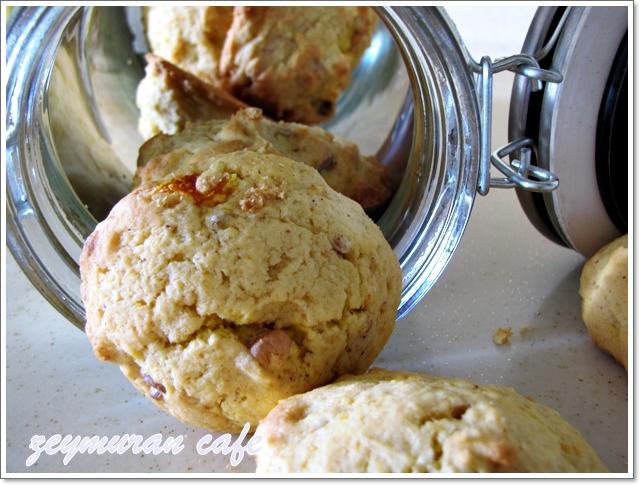 balkabaklı kurabiyeler