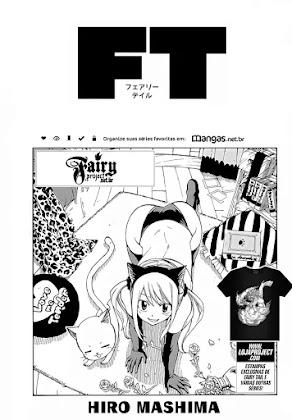 Fairy Tail Mangá 498