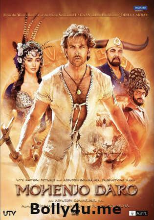 Mohenjo Daro 2016 BRRip Full Hindi Movie Download 720p ESub Watch Online Free bolly4u