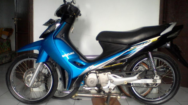 Suzuki Smash Revo FK110