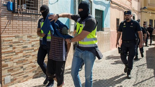 Police in Spain, Morocco dismantle terror cell
