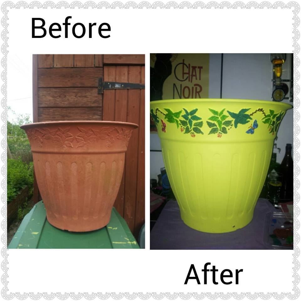 Planters Amusing Flower Pots On Large