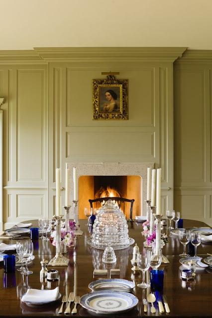 Interiors Shilstone Georgian Country House