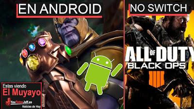 FORTNITE esta por llegar a Android - Fecha de Lanzamiento | El Muyayo
