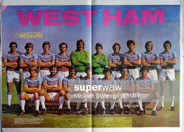 Full Team West Ham 1979
