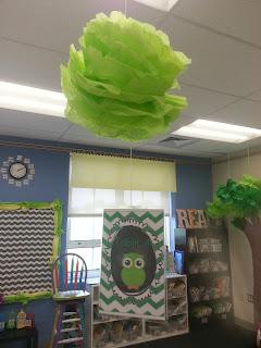 Classroom Reveal- classroom decor ideas