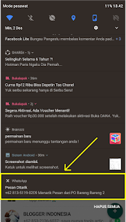 screenshot GbWhatsapp 2
