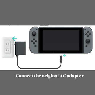 Nintendo Switch Won'T Charge Or Turn On