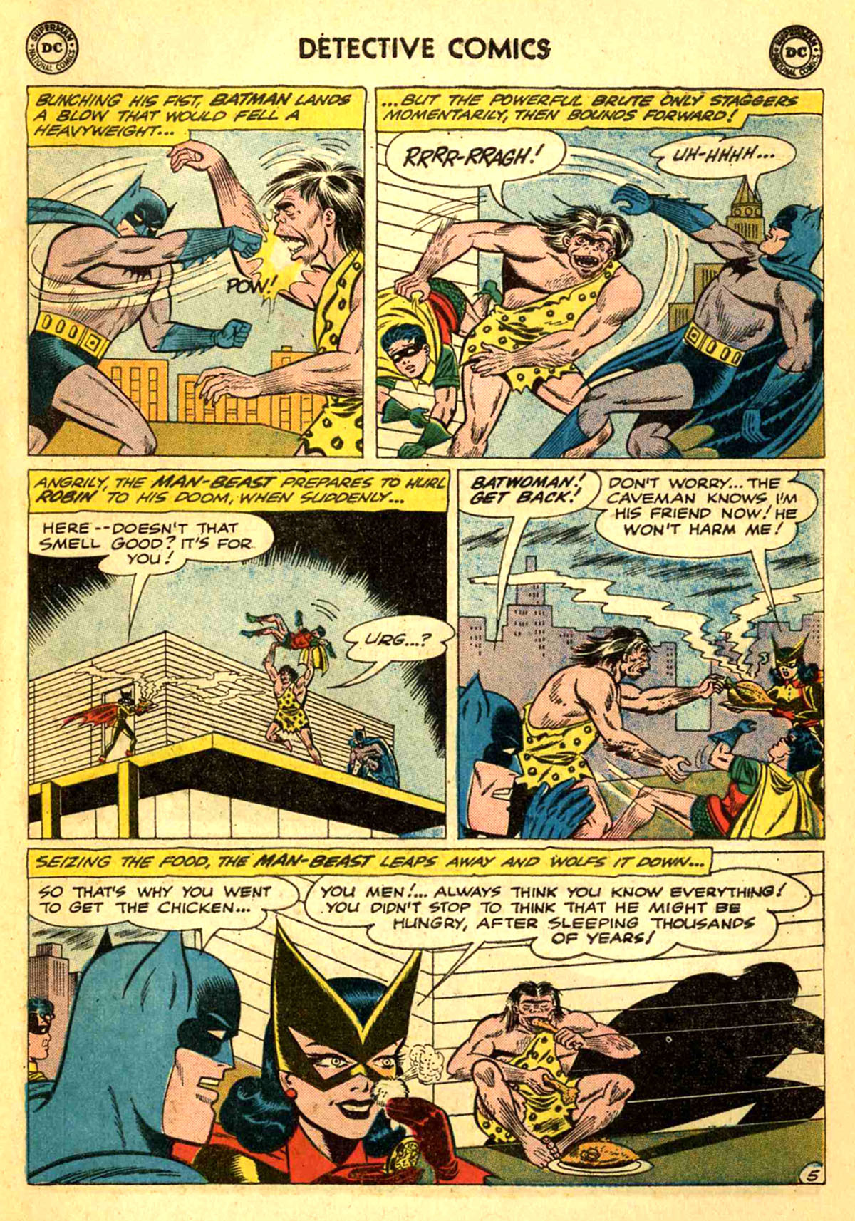 Detective Comics (1937) 285 Page 6