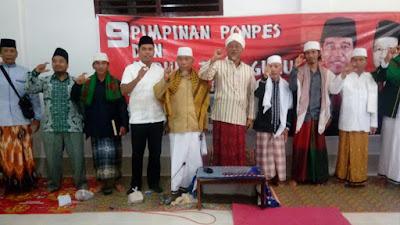 Jokowi - Cak Imin Di Doakan Jadi Pemimpin Indonesia