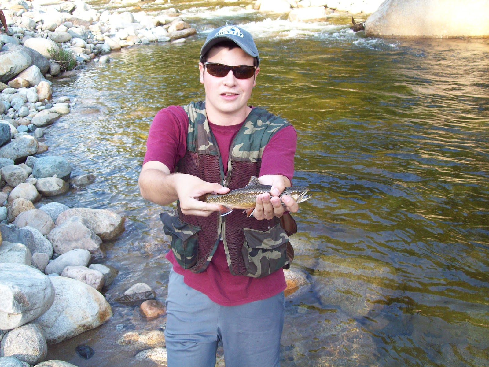 Fly Nation NH: First Fishing Report on Fly Nation NH!