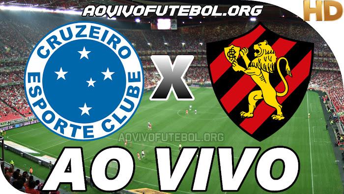 Assistir Cruzeiro x Sport Ao Vivo HD