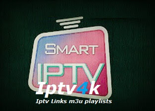 Smart Tv M3u Iptv Mobile Playlist Free Liste Url
