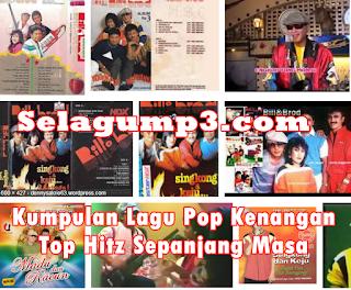 Kumpulan Lagu Pop Kenangan Bill & Brod Mp3 Terpopuler Full Album Update Terbaru