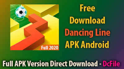 Dancing Line 2.6.5 Apk Download Full version (Ad-Free) Gameplay for Android - DcFile