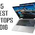 Top 5 Best Laptops of 2016