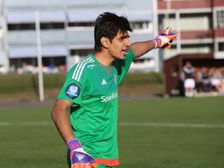 Gurpreet Singh Sandhu leads Stabaek FC Reserves