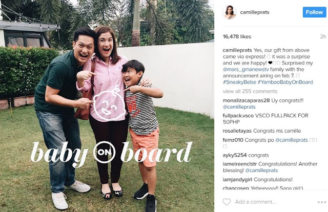 Newlyweds Camille Prats and Vj Yambao Are Expecting Their First Child!