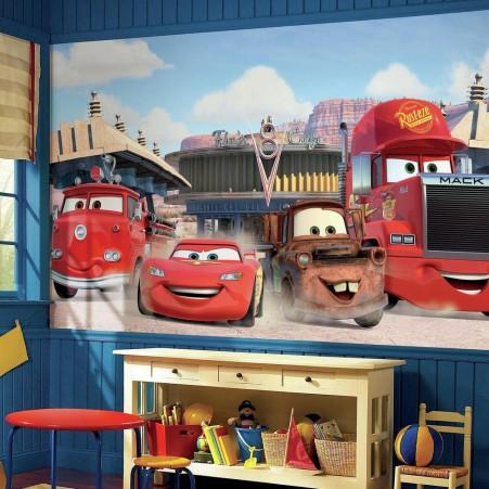 Tapetti Lastenhuoneeseen Disneyn Autot Disney Cars Valokuvatapetti Lapsia poikien huoneen tapetti lasten tapetti lastenhuone tapetti