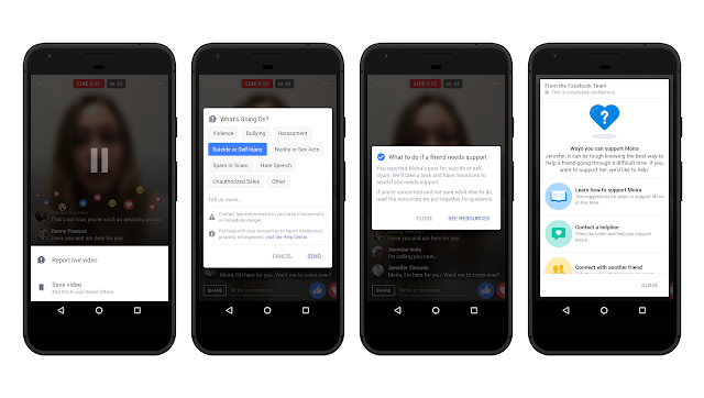 Facebook, intiharı önleme araçlarında yenilikler yaptığını duyurdu