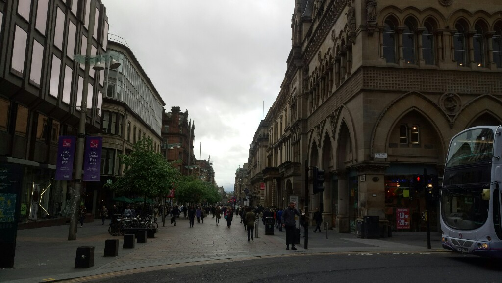 Halal Food Places In Glasgow