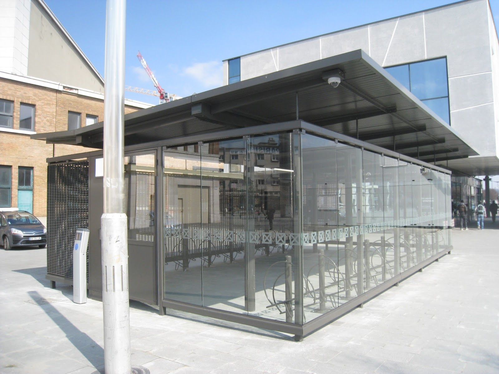 Jean michel harel parking v los gare du havre for Garage clemenceau le havre
