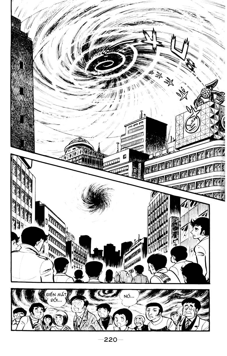 DevilMan chapter 16 trang 20