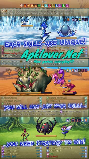 RPG Ascendants Power Rising APK