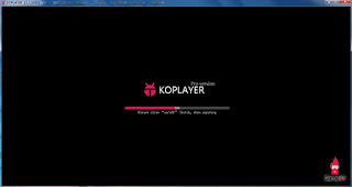Android Emulator KO Player