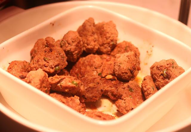 Mutton Tomari (Minced Lamb Preparation) - Non Veg
