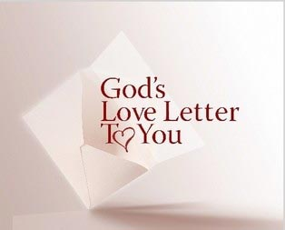 love letter from god salvation and survival a letter from god 13327 | a