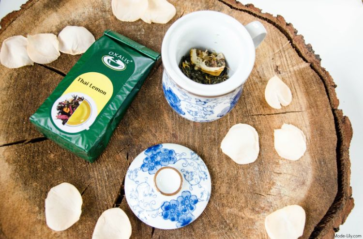 Project Me Time: Enjoy tea time
