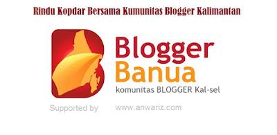 blogger kalimantan selatan
